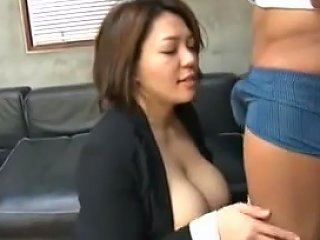 TXxx Video - Japanese Bitch Humps And Gets A Creampie At The End