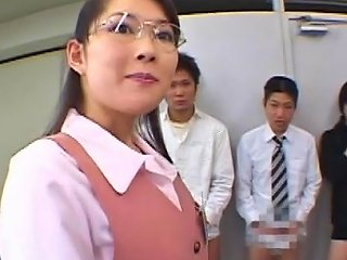 XBabe Video - Horny Japanese Creamed And Covered In Jizz