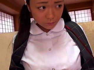 RedTube Video - Shy Squirting Asian Teens Tits Get Cumshot