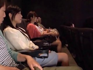 TNAFlix Video - Japanese Girl Dick Looking Movie Theater Porn Videos
