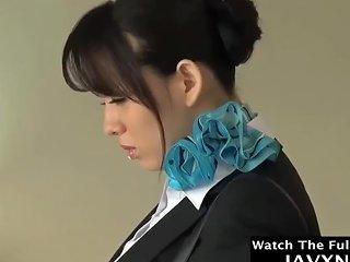 SpankWire Video - Beautiful Japanese Stewardess Fucked