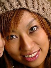 Yukari Fujikawa sexy Asian model has a hot body and nice tits