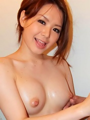 China Mimura Asian has nude cans and tight pussy screwed big time