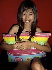 34kg Thai girl fucked