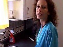 TNAFlix Video - Bored Housewife Tries Big Cock Porn Videos