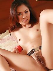 Mena Wong Bedroom Strip And Masturbation